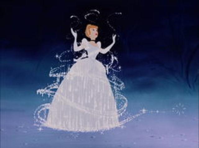 Cenicienta, Alicia y Peter Pan