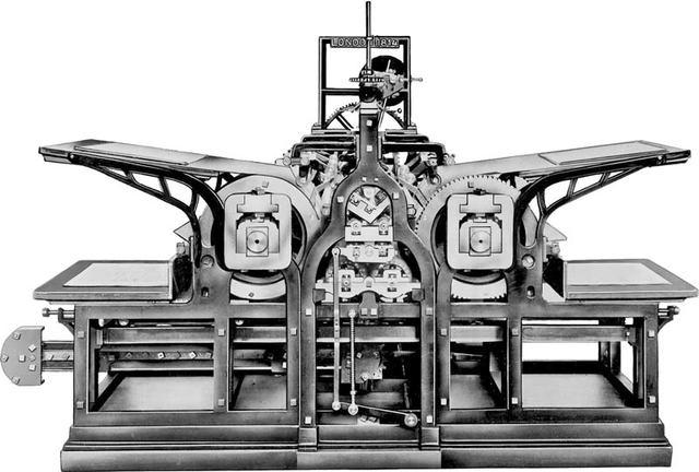 Cylinder Press