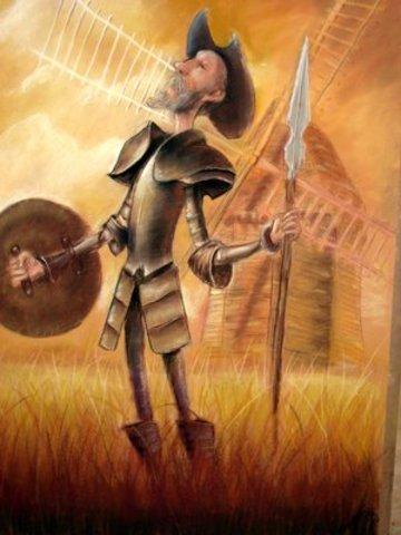 Las salidas de Don Quijote de la Mancha