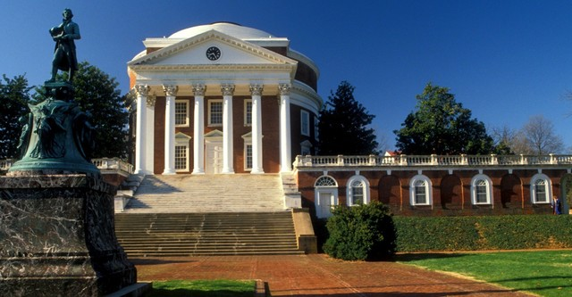 University of Virginia was Founded