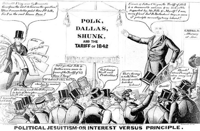 Tariff of 1842