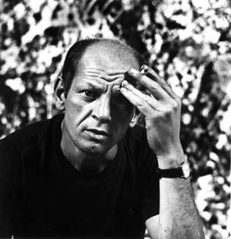 Pollock Born in Wyoming