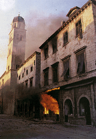 1992-1995 War in Bosnia-Hercegovina