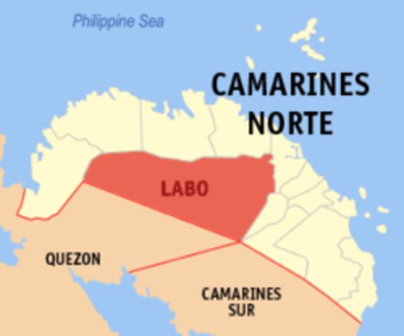 Joseph Baning (Camarines Norte)