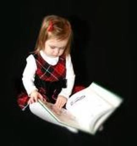 I memorized a book.
