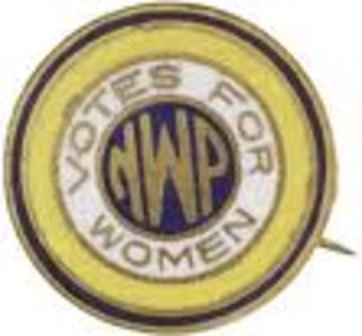 Woman Suffrage Party