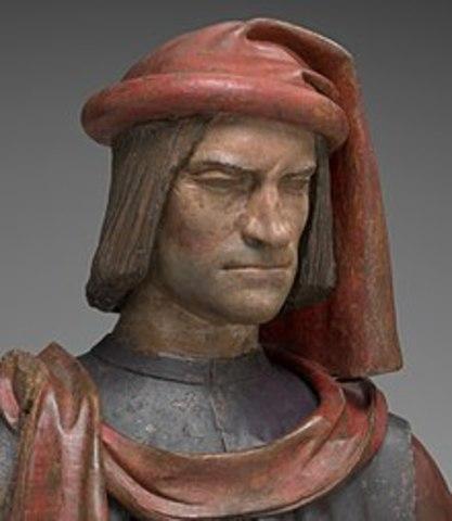 "Lorenzo de Medici, ""The Magnificent"""