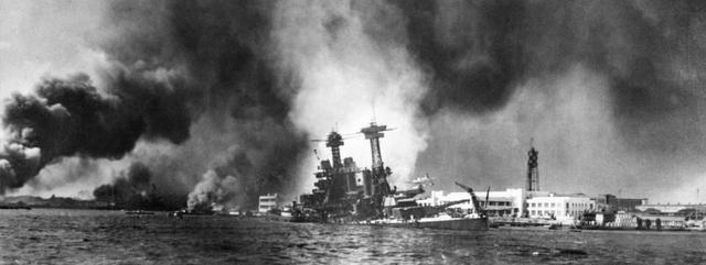 Attaque de la base militaire de Pearl Harbor
