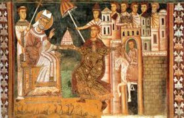 The Forgery of the Donation of Constantine