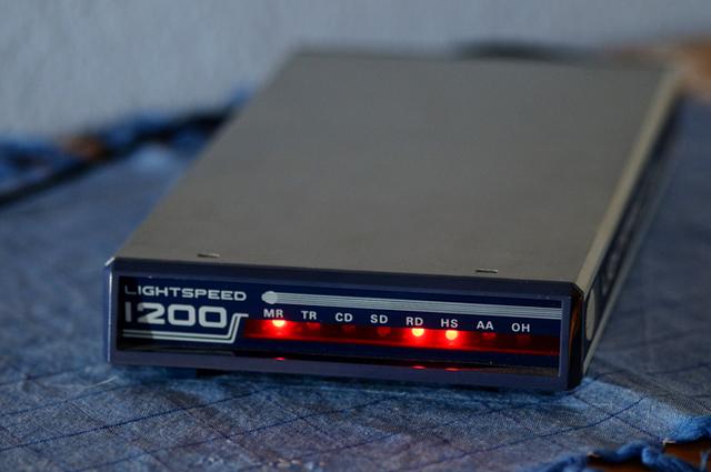 Development of modem