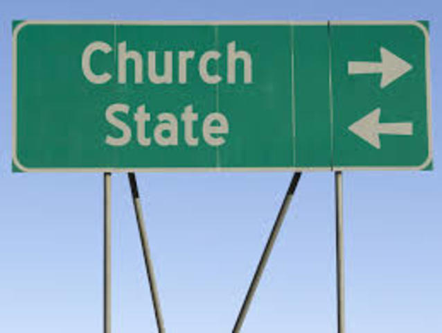 Relationship between Church and State (British Regime)