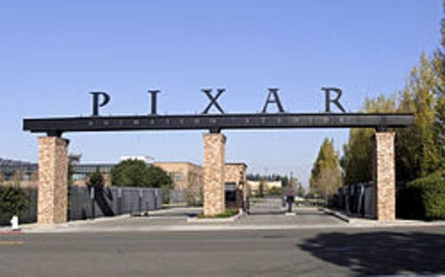 Pixar y animación