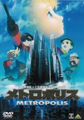 2001 Japón