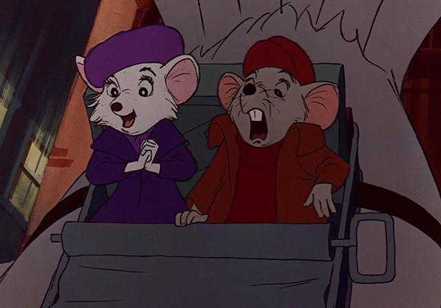 Disney: The Rescuers