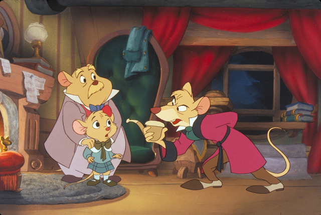 Disney: Scratchy Films