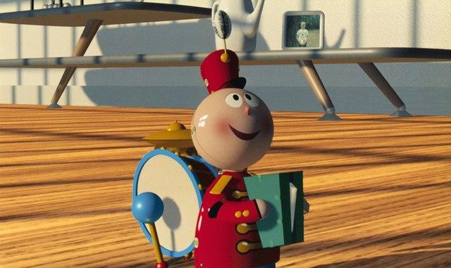Pixar Inicios