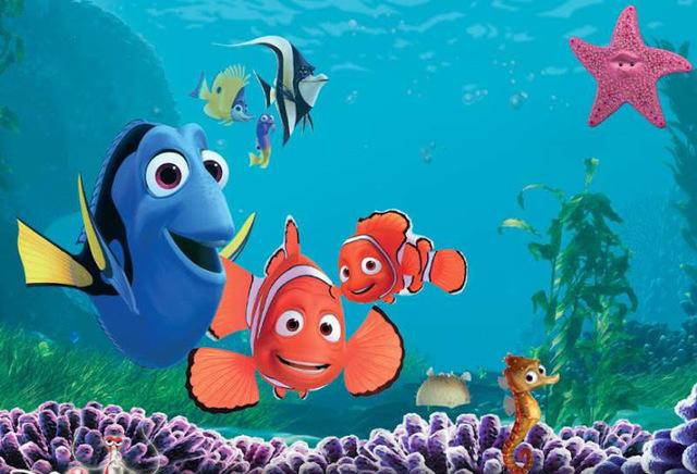 Buscando a Nemo, Los Increibles, Cars, Rataouille.