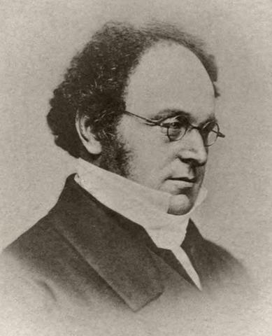 Огастес де Морган (1806-1871)
