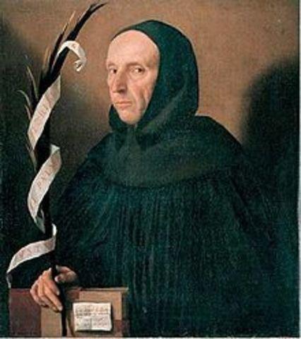 Rule of Savonarola in Florence