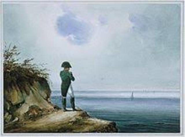Napoleon's Second Exile