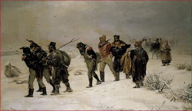 Napoleon's Defeat in Russia