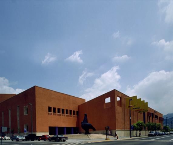 Museo de Arte Contemporaneo - Monterrey