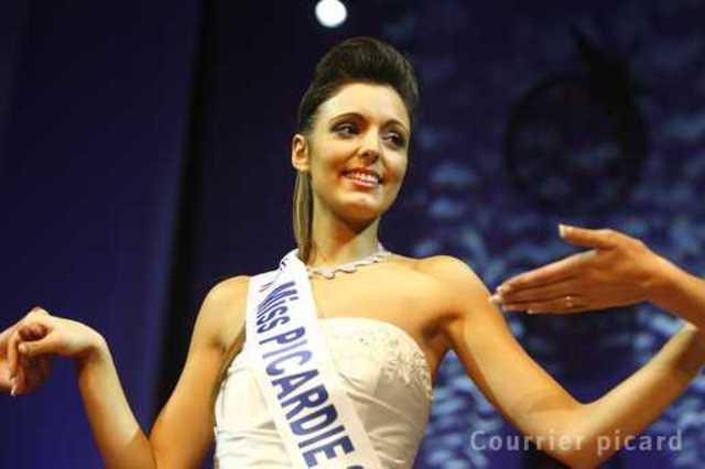 Sandra Castanheira devient Miss Picardie