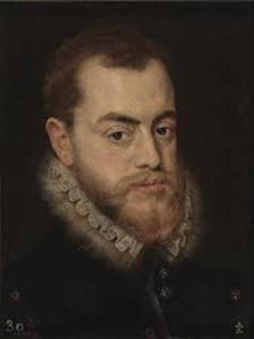 Phillip ll of spain