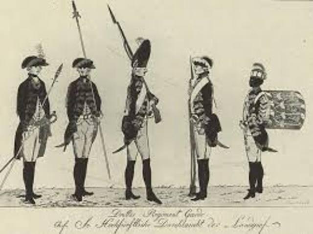 british form alliance with patriot slaves