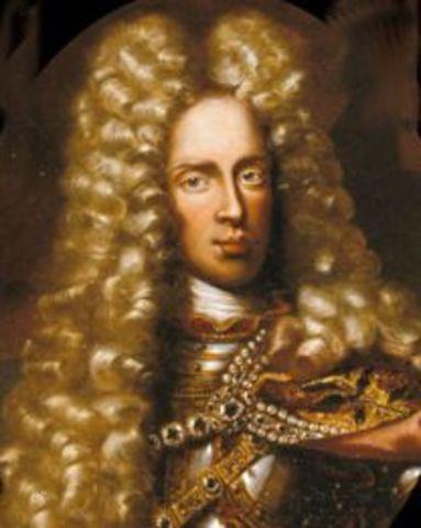 Muerte del emperador austriaco José I de Habsburgo