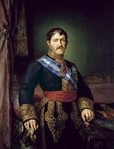 Trono de Carlos María Isidro