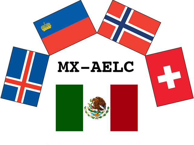 Objetivis del TLC AELC-México