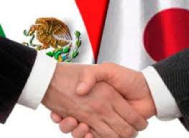 Objetivos del  TLC Japón-México