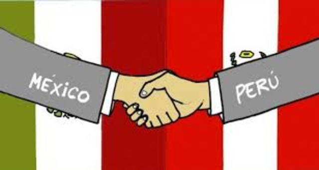 Objetivos del  TLC Perú -México