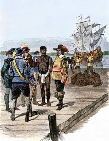 Slavery in Jamestown, Virginia