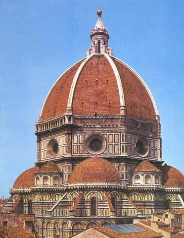 Cúpula de Santa María de las Flores (Brunelleschi)