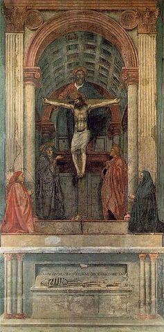 La Trinidad (Masaccio)