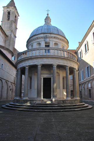 Templete de San Pietro in Montorio (Bramante)