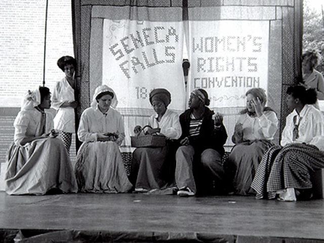 Seneca Fall's Convention