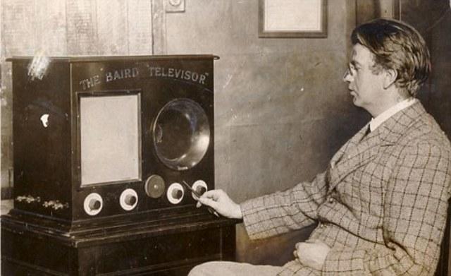Primera transmisión televisiva transoceánica