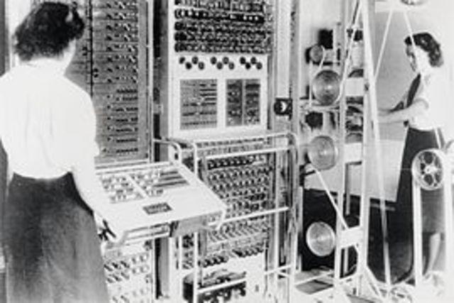 Primer ordenador digital