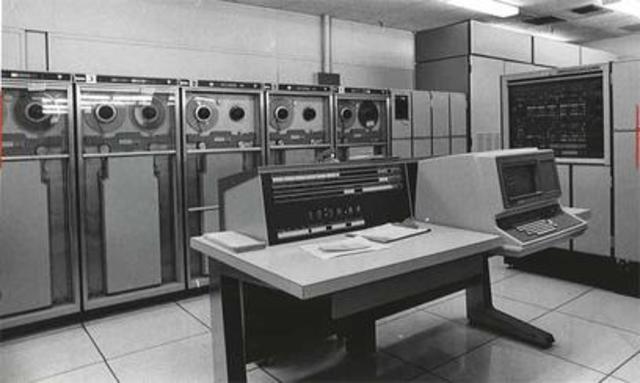 Primer generación de computadoras