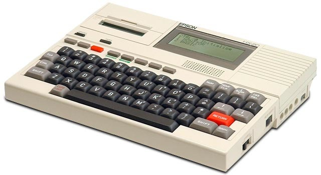 Primer computadora portátil