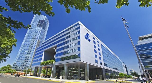 Hotel Hilton - Puerto Madero
