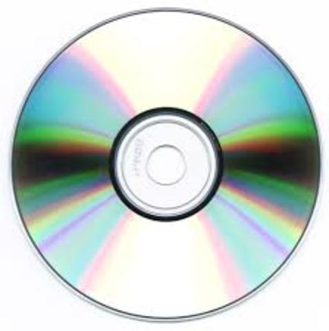 Invención del CD-ROM