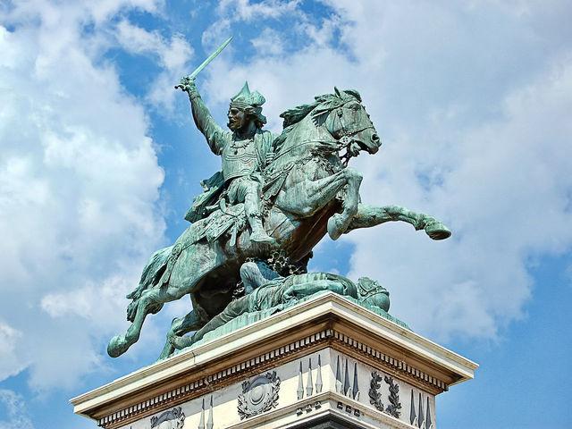 Vercingetorix y la revuelta en las Galias
