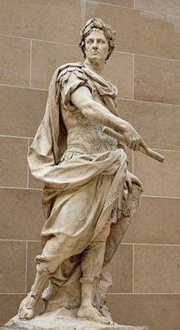 Julio César, emperador Romano