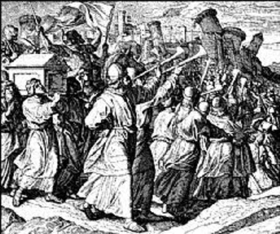 כיבוש הארץ על ידי יהושע