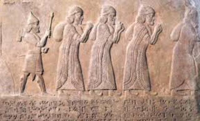חורבן בית המקדש הראשון וגלות בבל