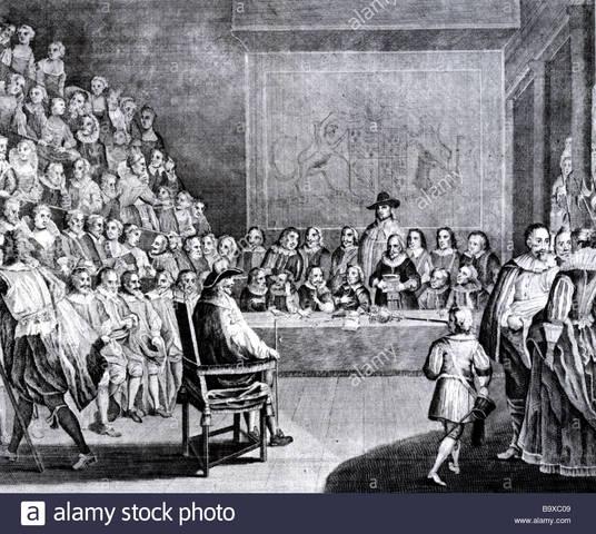 Death of Charles I